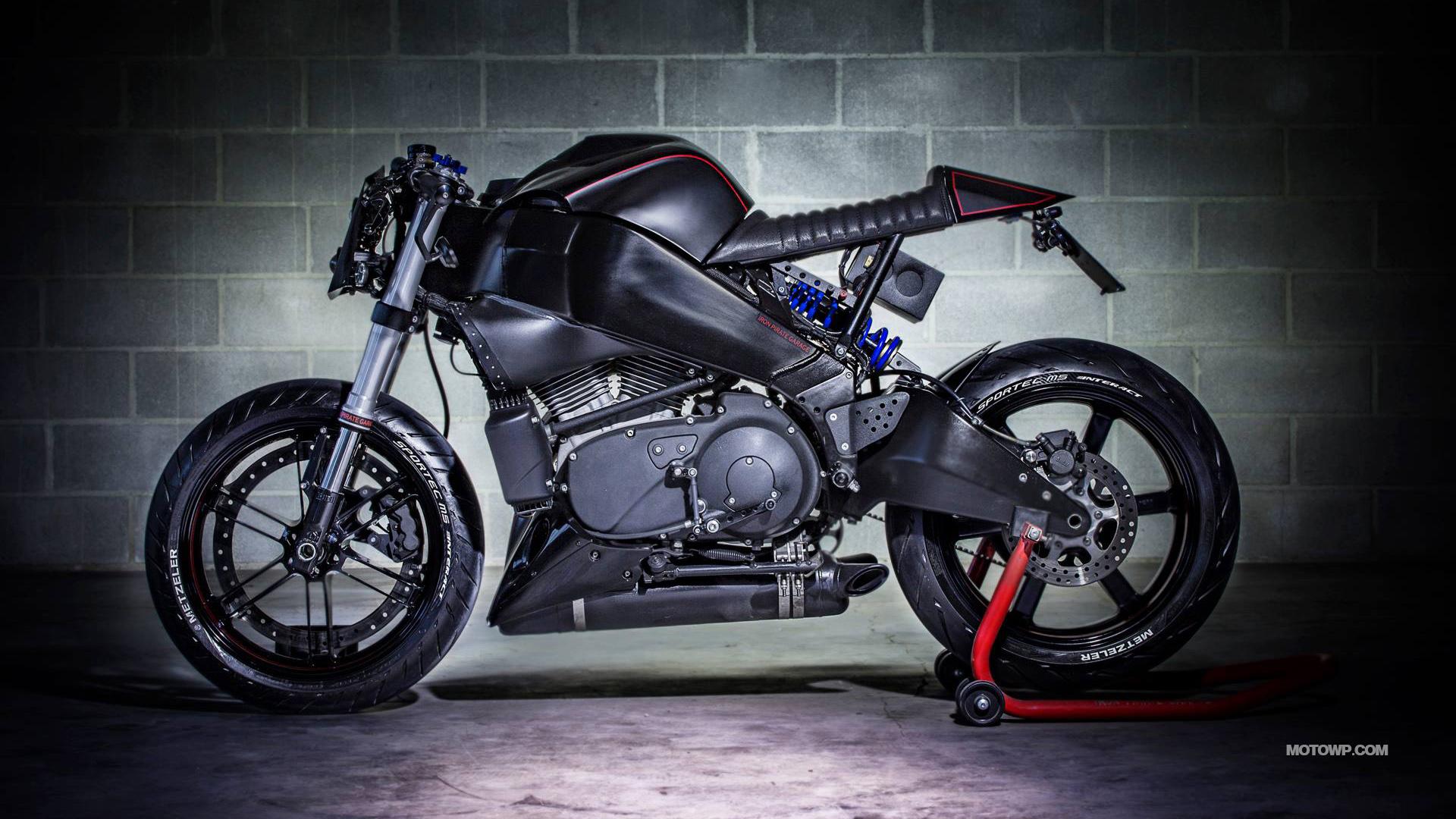 Custom motorcycle desktop wallpapers iron pirate garage for Garage custom moto